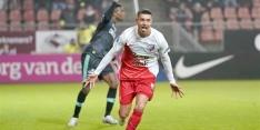 """Peterson scoort bij Eredivisie-rentree: """"Hiervoor ben ik gekomen"""""""