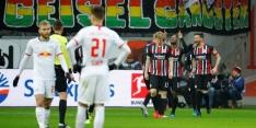 Spanning in Bundesliga weer terug na zeldzaam verlies Leipzig