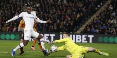 Chelsea maakt bij Hull City geen fout en bekert verder