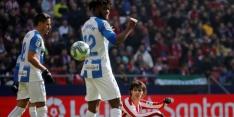 Crisis bij Atlético na nieuwe domper: remise tegen hekkensluiter