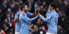 Manchester City klaart routineklus in FA Cup tegen tiental Fulham