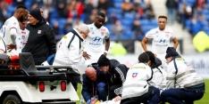 Lyon schrikt van uitvallen Terrier, maar wint simpel van Toulouse