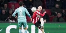 Eindhovens Dagblad: Hendrix lijkt duel met Feyenoord te halen