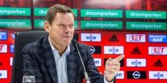 'Ambitieus Feyenoord wilde voor corona Veerman, Ejuke én Kudus'