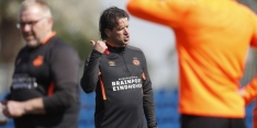 Faber nog niet overtuigd geraakt door zomerse aankopen van PSV
