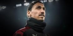 """Ibrahimovic niet naar Bologna: """"Het is niet mogelijk"""""""