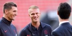 'Paris Saint-Germain laat Bakker niet naar Celtic gaan'