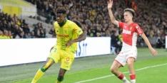 'FC Utrecht ziet in Basila (20) tijdelijke vervanger Janssen'