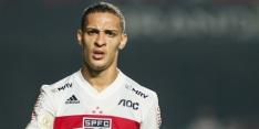 Ajax wil werkvisum Antony eind juli in orde hebben