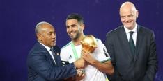 FIFA wenst verandering en wil Afrika Cup een keer in de vier jaar
