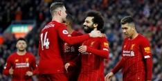 Onklopbaar Liverpool gaat met goed gevoel 'winterstop' in