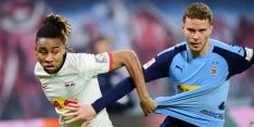 Leipzig is koppositie kwijt aan Bayern na remise tegen BMG