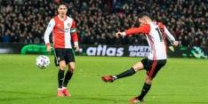 Özyakup lijkt niet meer terug te keren in het Feyenoord-shirt