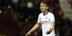 Invaller De Jong ziet Sevilla wederom niet zegevieren