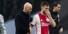 """Blessuregolf bij Ajax: """"Hopelijk doen ze het niet af als pech"""""""