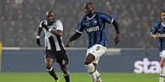 Inter maakt dankzij dubbelslag Lukaku einde aan slechte reeks