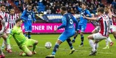 Almere City huurt Woud van Willem II als vervanger Smits