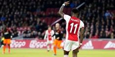 Ajax komt met blessure-update over Veltman, Promes en Babel