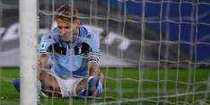 Lazio laat dure punten liggen in strijd om Italiaanse titel