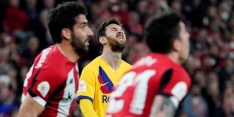Uitschakeling in Copa del Rey vergroot crisis bij Barcelona