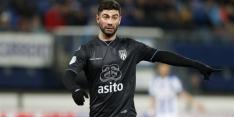 Osman hoopt op club in Europa, Swinkels (35) wil door