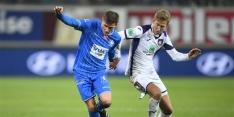 Vlap en Luckassen hebben weinig aan gelijkspel met Anderlecht