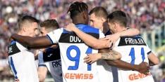 Atalanta profiteert in Florence optimaal van slippertje AS Roma