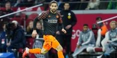 'PSV na dit jaar niet door met huurlingen Rodriguez en Mitroglou'