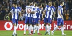 FC Porto profiteert maar half van weer een misstap van Benfica