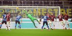 De Vrij pakt hoofdrol in zinderende Milanese derby