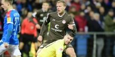 Veerman ondanks doelpunt schlemiel bij St. Pauli