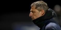 """Jong AZ-coach Vonk schrok: """"Was een vervelende mededeling"""""""