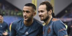 """Blind blij met rentree bij Ajax: """"Je leeft er wel naartoe"""""""
