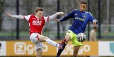 Buitenspeler Baars verdient contract bij AZ tot 2022