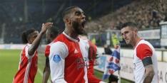 'Feyenoord nog lang zonder geblesseerd viertal'