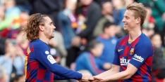 Matig Barcelona rommelt zich langs Ajax-opponent Getafe