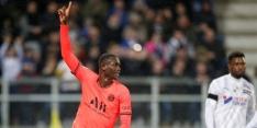 Krankzinnig scoreverloop bij Amiens tegen PSG: 4-4