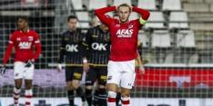 """Captain Koopmeiners zelfkritisch bij AZ: """"Ik zat fout bij de goal"""""""