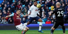 Son helpt Tottenham in blessuretijd langs Aston Villa