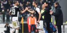 De Ligt ziet Juventus winnen en Chiellini rentree maken