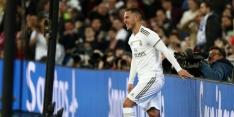 Hazard volgens Zidane mogelijk fit voor kampioensduel van Real