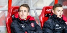 'Kans blijft klein dat Brama onder Garcia gaat spelen bij Twente'
