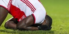 Jong Ajax geeft het weg tegen NAC, blessure Mazraoui