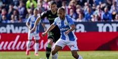 'FC Barcelona gaat zich versterken met spits Braithwaite'