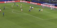 Video: Hateboer maakt eerste doelpunt in Champions League