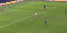 Video: Hateboer maakt ook zijn tweede Champions League-goal