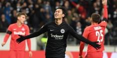 Storm spelbreker: Salzburg - Eintracht gaat niet door