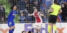 Kieft: 'Uitgerekend routiniers van Ajax lieten zich gek maken'