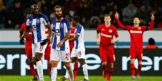 Bosz met Bayer knap langs Porto, moeizame zege Roma