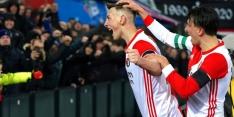 """Bozeník scoort ook in De Kuip: """"Ik ben zo blij met deze goal"""""""